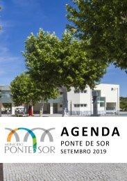 Agenda Ponte de Sor - setembro 2019