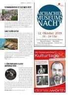 SchlossMagazin September 2019 Bayerisch-Schwaben und Fünfseenland - Page 7