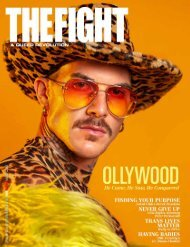 THE FIGHT SOCAL'S LGBTQ MONTHLY MAGAZINE SEPTEMBER 2019