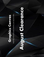 Graphics Canvas - Catalouge