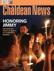 Chaldean News - September 2019