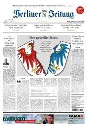 Berliner Zeitung 03.09.2019