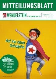 Wendelstein + Schwanstetten - September 2019