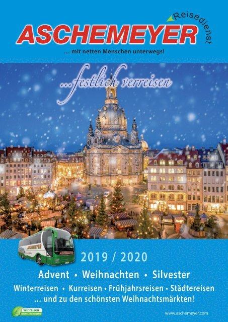 Reisedienst Aschemeyer - Herbst/Winter 2019 / 2020