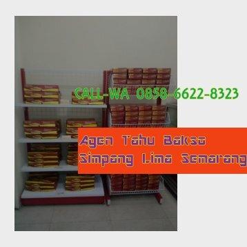 CALL-WA 0858-6622-8323, Agen Tahu Bakso Simpang Lima Semarang