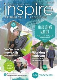 Inspire Magazine - Issue 3, 2019