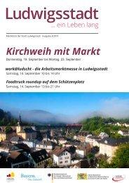 Marktblatt 2019 Kirchweihmarkt