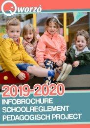 Qworzó schoolbrochure 2019-2020