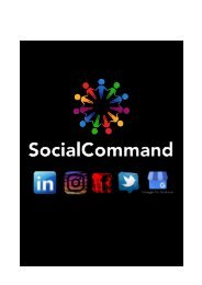 SOCIAL COMMAND PRODUCTS PRICE LIST