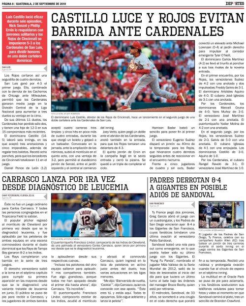 La Hora Deportes 05/2019