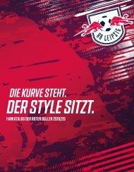 RB Leipzig Fankatalog 2019/20