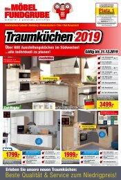 Die Möbelfundgrube - Traumküchen 2019
