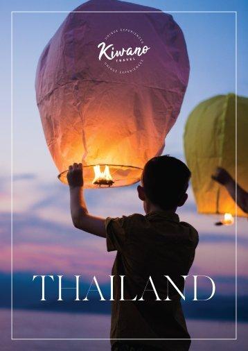 Thailand brosjyre