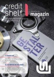 creditshelf-Magazin NO 6-DE