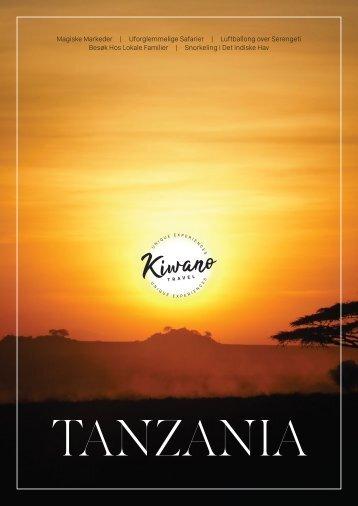 Tanzania brosjyre