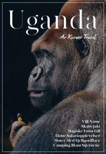 Uganda brosjyre