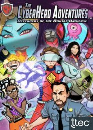 The CyberHero Adventures: Defenders of the Digital Universe TTEC Distribution