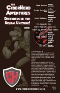 The CyberHero Adventures: Defenders of the Digital Universe TTEC Distribution - Page 3