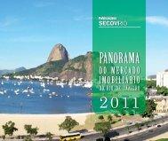 Panorama do Mercado Imobiliário do Rio de Janeiro - 2011 - SECOVI RIO