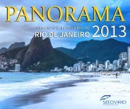 Panorama do Mercado Imobiliário do Rio de Janeiro - 2013 - SECOVI RIO
