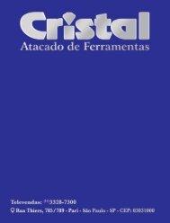 Revista Cristal 2019 - 2ª Edição