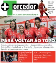 Jornal Mais Torcedor -  setembro 2019