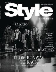 Style: September 06, 2019