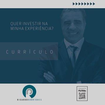 Currículo Pessoal - Ricardo Rodrigues