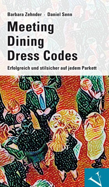 Leseprobe Zehnder Senn Meeting Dining Dress Codes