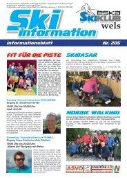 Informationsblatt 2019/20