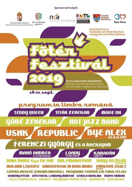 Program în limba română