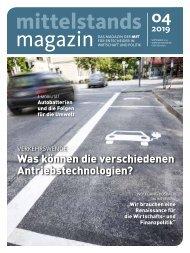 Mittelstandsmagazin 04-2019