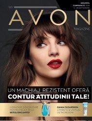 My Avon Magazine C13