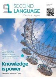 SECOND LANGUAGE - Escola de Línguas 2019/2020
