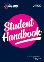 Student Handbook 2019