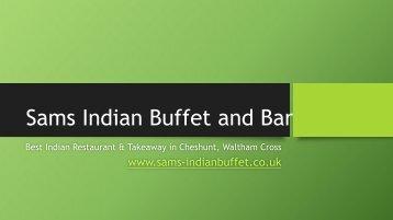 Best Indian Restaurant & Takeaway near me in Enfield