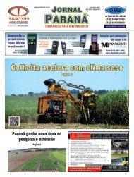Jornal Paraná Setembro 2019