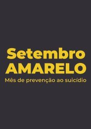 REVISTA SETEMBRO AMARELO BEVICRED