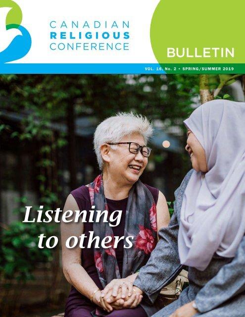 Bulletin Spring Summer 2019