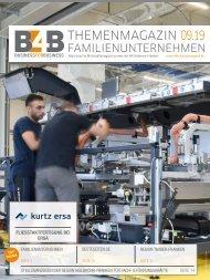 FAMILIENUNTERNEHMEN | B4B Themenmagazin 09.2019