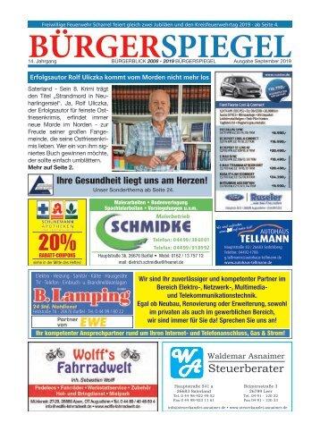 Bürgerspiegel | September 2019
