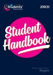London Student Handbook 2019