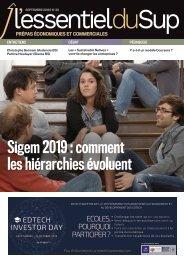 L'Essentiel du Sup-Prépas n° 30 -  septembre 2019