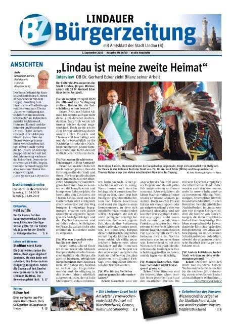 07.09.19 Lindauer Bürgerzeitung