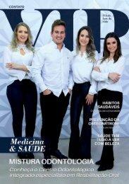 Contato VIP - Medicina e Saúde - Julho - 1ª edição 2019 - Marau