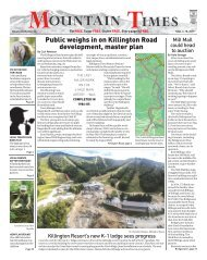 The Mountain Times - Volume 48: Number 36, Sept. 4-10, 2019