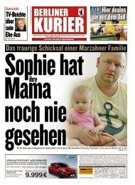 Berliner Kurier 05.09.2019