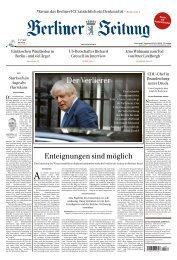 Berliner Zeitung 05.09.2019