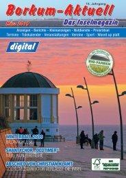 März   2019   Borkum-Aktuell - Das Inselmagazin