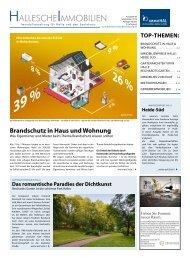Hallesche Immobilienzeitung Ausgabe 86 2019